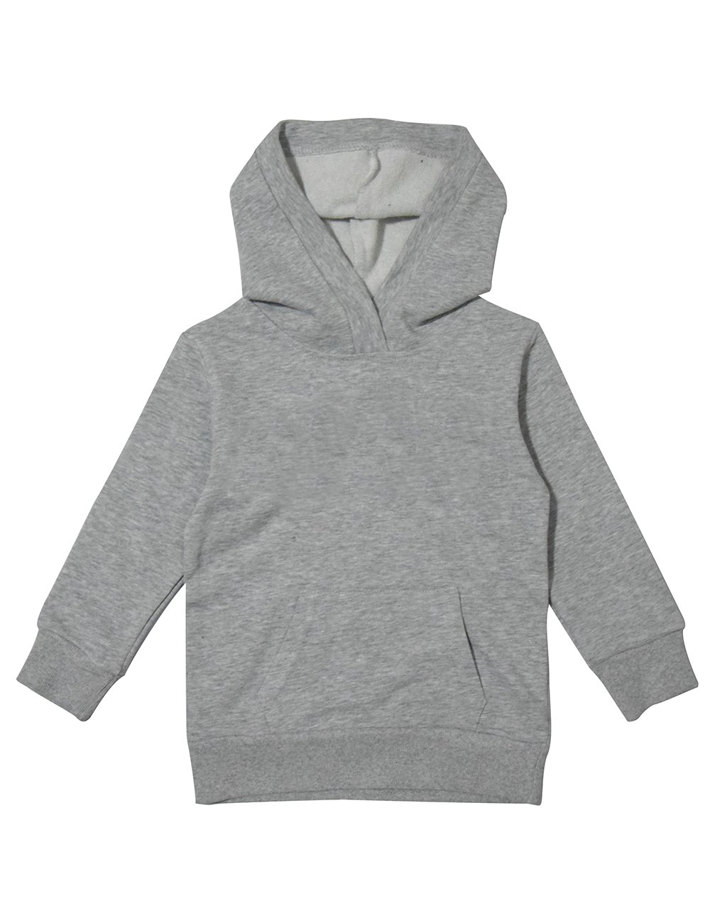 Spring&Gege Youth Solid Classic Hoodies Soft Hooded Sweatshirts for Children (2-12 Years)
