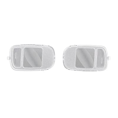 Mopar 05183271 Left Overhead Console Reading Lamp for Dodge Magnum Ram, 2-Pack: Automotive