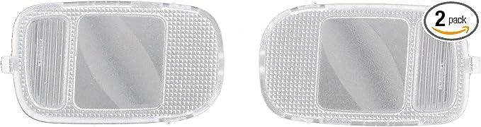 DODGE RAM Overhead Console Lamp Left and Right Lenses NEW OEM MOPAR
