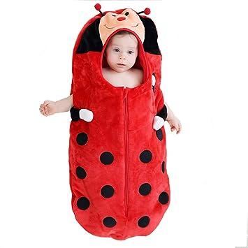 Amazon.com  iLOVEPandas Infant Flannel Sleeping Bag Zip up Sleeveless Swaddle  Blanket Sleep for Newborn Baby (Style 3)  Baby 124b397d1