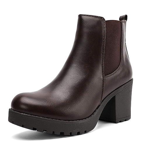Dettagli su 2 paia 16 stivaletti donna con tacco alto da donna per 12 '' scarpe da