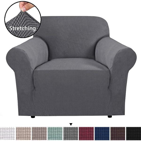 Amazon.com: Linen Store Sicily Furniture Slipcover, 1-Piece ...