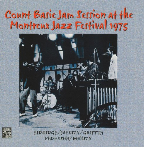 Count Basie Jazz - Count Basie Jam Session At The Montreux Jazz Festival 1975