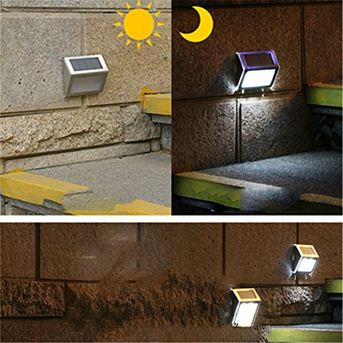 led-solar-lightsautomated-switch-solar-lampfor-yard-garden-driveway-pathway-outside-solar-panelsolar-porch-lightwaterproof-solar-staircase-lightstainless-steel-ladder-lamp-4-pack-warm-light