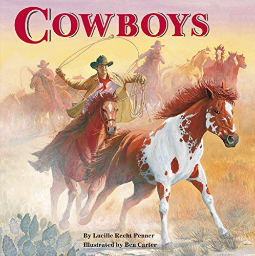 (Cowboys (All Aboard Books))