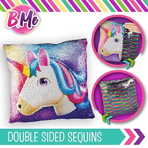Custom Pillow Unicorn Fantasy Cartoon Children youtuber 8 siren