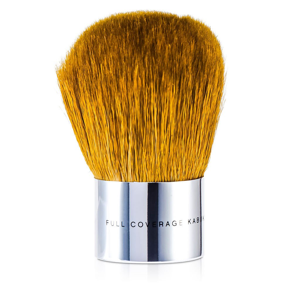 Bare Escentuals by Bare Escentuals Full Coverage Kabuki Brush --- for WOMEN ---(Package Of 2)