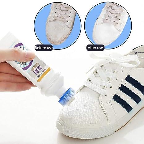 on sale 76470 42bbf Scarpe bianche 100ML universali, scarpe da basket facili da usare, stivali,  sandali,