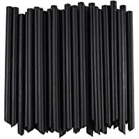 ALINK 12mm Extra Wide Fat Boba Straws, Pack of 100