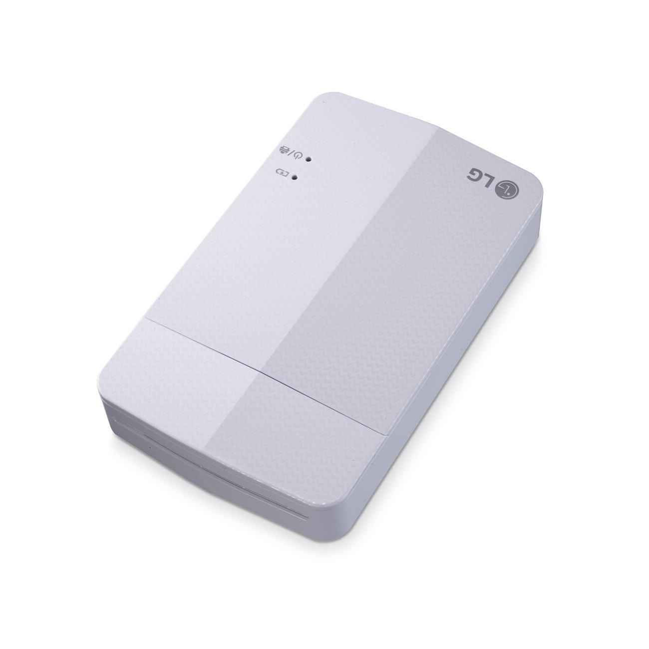 Impresora de fotos de bolsillo LG PD251 3 (modelo de seguimiento ...