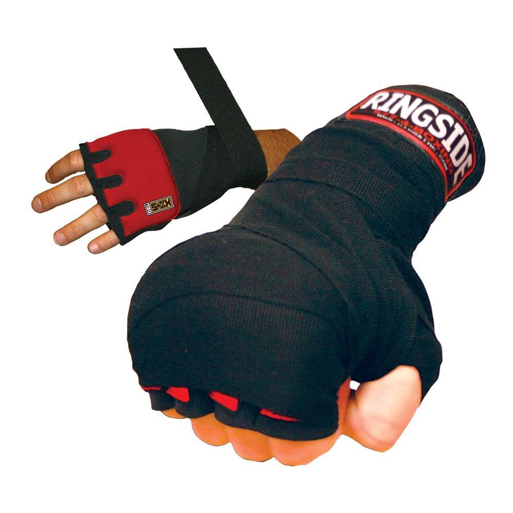 Ringsideジェル衝撃Boxing Handwraps B06ZYSBN8M  X-Large