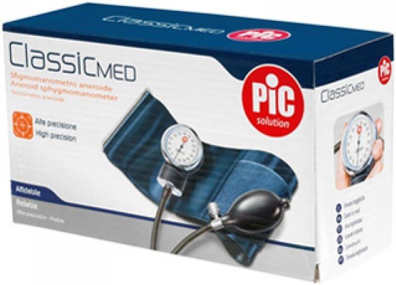 Pic - Medidor de presión arterial mecánico para brazo, con estetoscopio