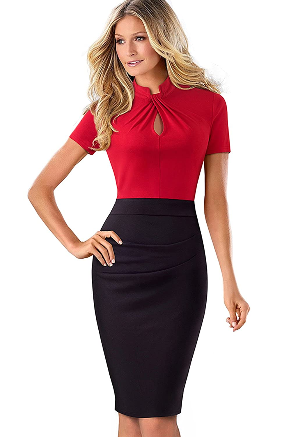 Top 10 wholesale 1 Piece Dress Knee Length - Chinabrands.com a998ee228