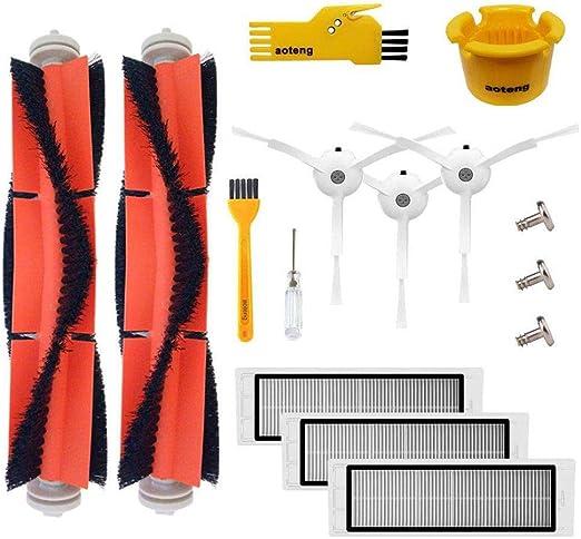 Kit de accesorios para XIAOMI MI Robot piezas de repuesto de vacío ...