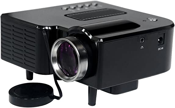 Generic Modelo UC28+ Portátil Mini Projector Proyector LED LCD ...