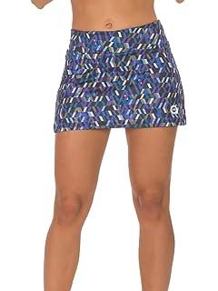 a40grados Sport & Style Fantasia Optic Falda, Mujer