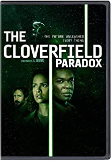Book Cover: The Cloverfield Paradox