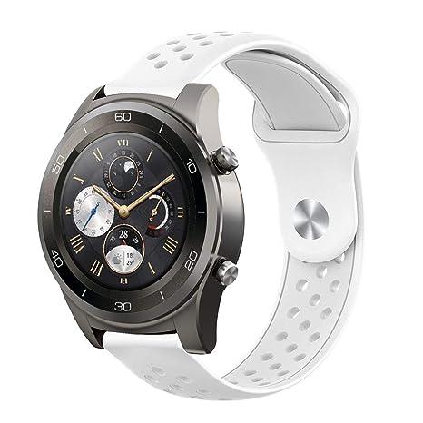 Cracklight - Correa de Repuesto de 22 mm para Huawei Watch ...