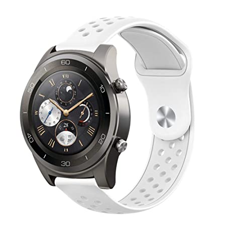 Cracklight - Correa de Repuesto de 22 mm para Huawei Watch GT ...
