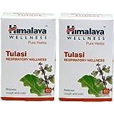 Himalaya Tulsi Tablets Pack Of 2 (60 Tablets)