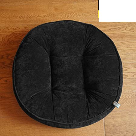 SDJFNFG Acolchado futón Yoga Mat/cojín Redondo Grande del ...