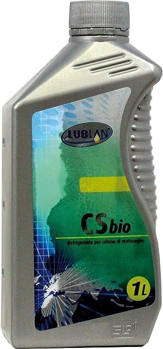 LUBLAN - Aceite para Cadenas de motosierras Biodegradable CS Bio ...