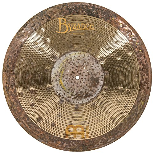 - Meinl Cymbals B21NUR Byzance Jazz 21-Inch Ralph Peterson Signature Nuance Ride Cymbal with Rivets (VIDEO)
