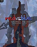 Red vs. Blue: The Chorus Trilogy (Seasons 11-13) Steelbook [Blu-ray]