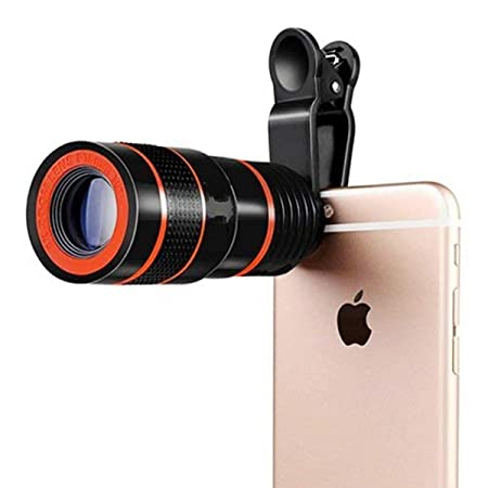 HriKri Stores Mobile Lense 12X for Smartphones Capturing Pictures Made Eazy and Comfortable for All Smartphones