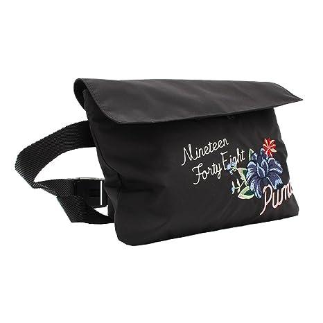 84f0e1f6b73e Puma Black-Premium Pack Strap (7528409)  Amazon.in  Bags