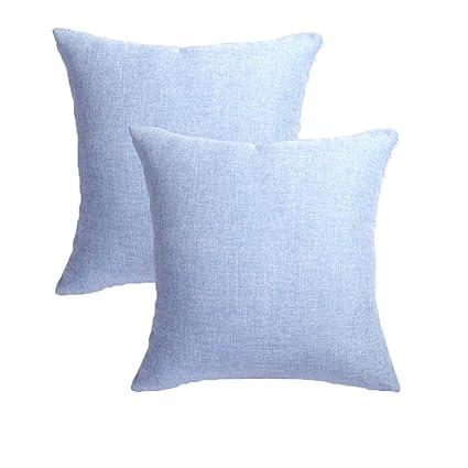 Amazon MRNIU Set Of 40 Throw Pillow Covers Coastal Cushions Fine Enchanting Gracious Home Decorative Pillows
