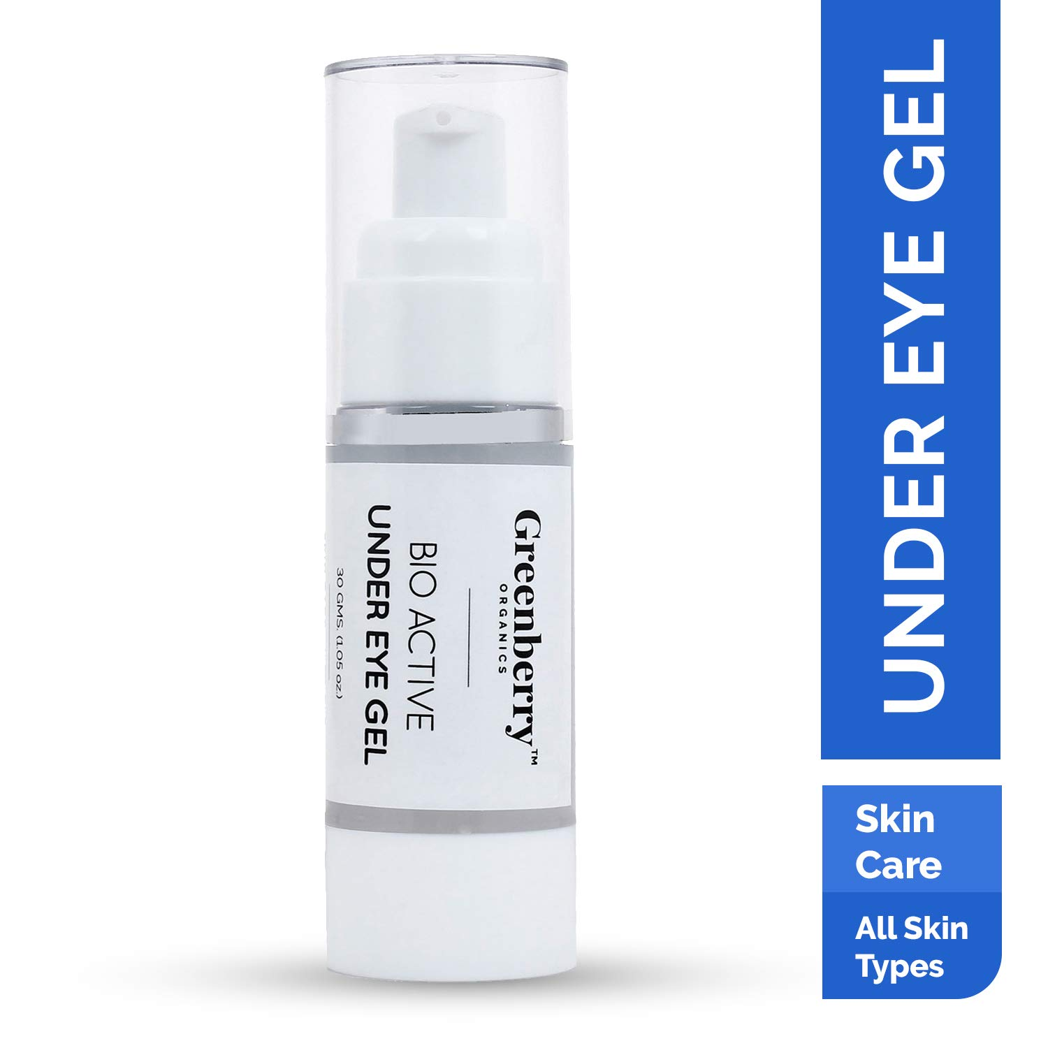 Greenberry Organics Bio Active Under Eye Gel (30 ML) Dark