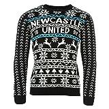 Newcastle United Fußball Weihnachtspullover