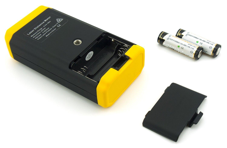 Laser Entfernungsmesser Sensor : Digital laser entfernungsmesser ar smart sensor amazon