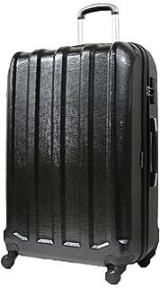 Bagage Valise Cabine Petite Taille - 4 Roues - Rigide - Ultra Légère - Résistant - de ICEPAK (Bleu) S0MWOrG