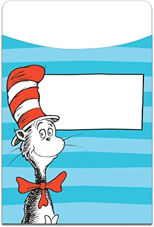Dr Seuss The Cat in the Hat Computer Paper by Eureka