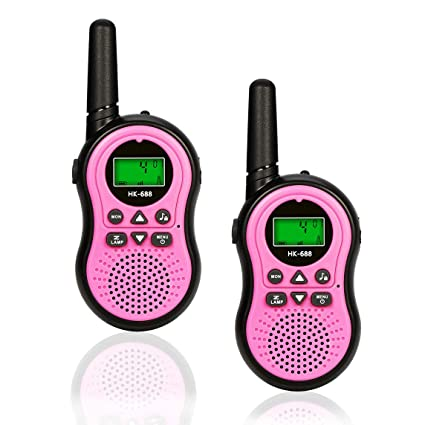 Toys For 3 12 Year Old Boys Yard Play Happy Gift Walkie Talkies