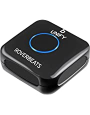 Etekcity Bluetooth Receiver, NFC-Enabled Bluetooth Audio Adapter for Music Streaming Sound System, Bluetooth Transmitter for Receiver A/V RCA and Car Stereo 3.5mm AUX Input