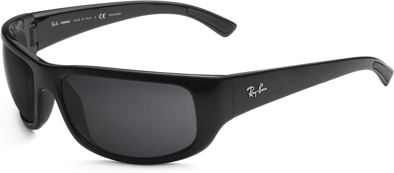 Revant Verres de Rechange pour Ray-Ban RB4283CH 64mm - Compatibles avec les Lunettes de Soleil Ray-Ban RB4283CH 64mm Photochromique Gris Adaptatif - Non Polarisés