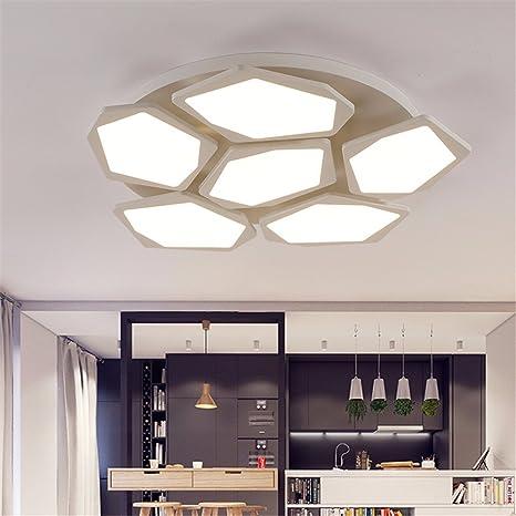 Las luces de techo led modernos acrílico para salón ...