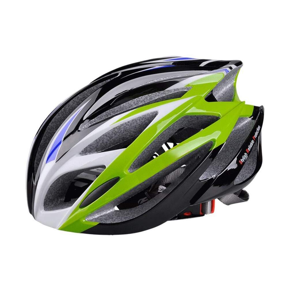 激安店舗 ヘルメット ヘルメット マウンテンサイクルヘルメットオフロードバイクヘルメット軽量専門男性女性乗馬ヘルメットバイクレーシングセーフティキャップ 緑 B07PWCNK1H B07PWCNK1H 緑 緑, Flying Saucer:beb31457 --- a0267596.xsph.ru
