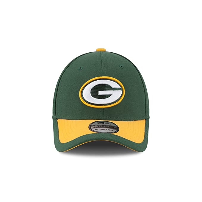 more photos 142e5 61158 Amazon.com   Green Bay Packers 2015 NFL Sideline 39THIRTY Flex Fit Hat   Cap    Sports   Outdoors