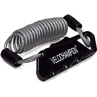 VeloChampion Café Lock - Mini Portable Anti-Theft Resettable