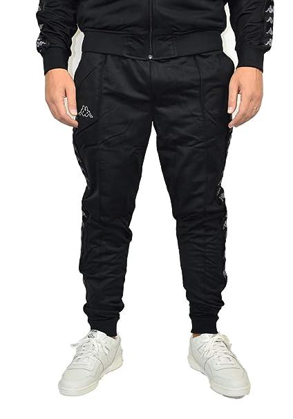 Banda Black 978 303kuc0 Abbigliamento Grey Pantaloni R Kappa Uomo uZOkXiTP
