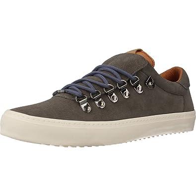 Calzado Deportivo para Hombre, Color Gris, Marca PEPE JEANS, Modelo Calzado Deportivo para Hombre PEPE JEANS Whistle Low Gris: Amazon.es: Zapatos y ...