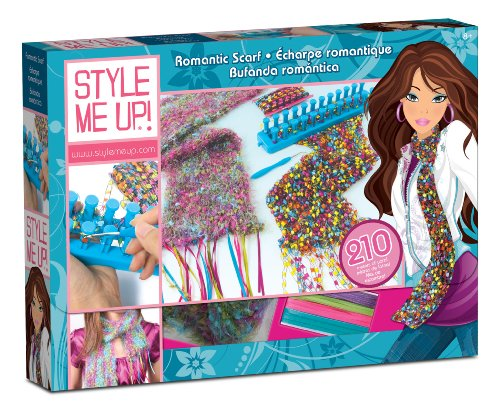 Style Me Up Romantic Scarf