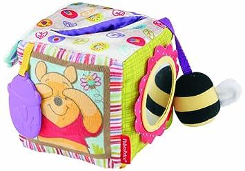 Amazon.com   Fisher-Price Disney Baby Activity Cube 424887c0f1b5