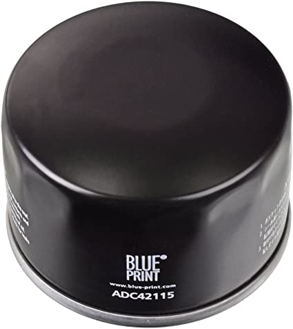 Blue Print Adc42115 Ölfilter 1 Stück Auto