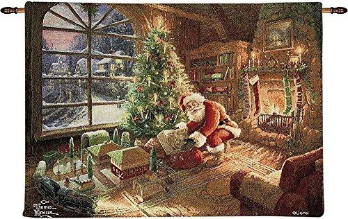 Thomas Kinkade Santa's Special Delivery