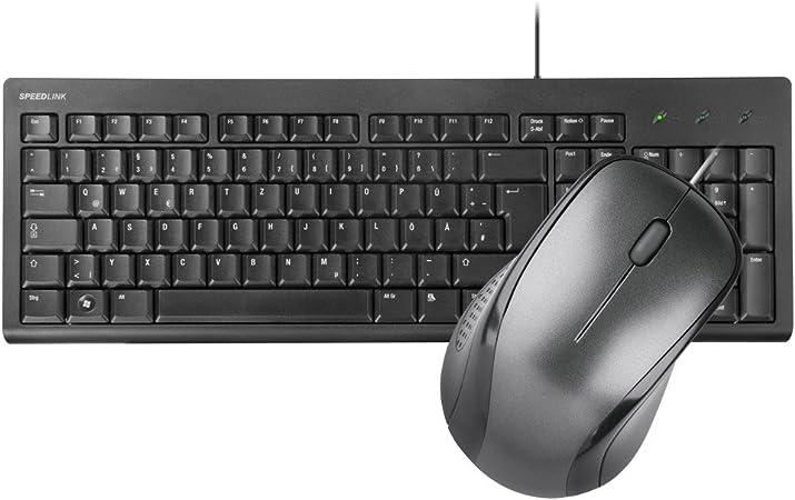 SPEEDLINK Bedrock USB Keyboard UK Layout, Kappa Optical USB ...